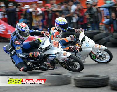 Cuma 3 Seri, Yamaha Cup Race Akan Mengawali Start Dari Purwokerto