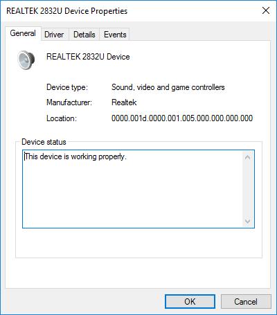 Realtek 2832U Streaming Media and Broadcast Devices Windows 8 X64