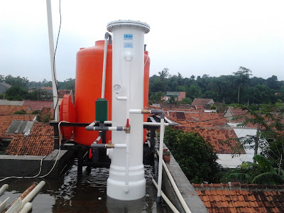 FILTER AIR SUMUR / TANAH