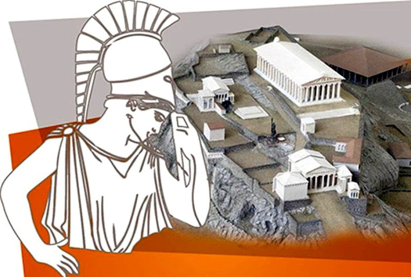 The Acropolis becomes digitally accessible