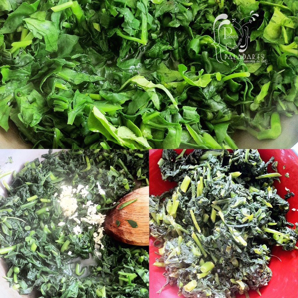 Poes a culinaria sabores de nati dip de espinacas for Espinacas como cocinarlas