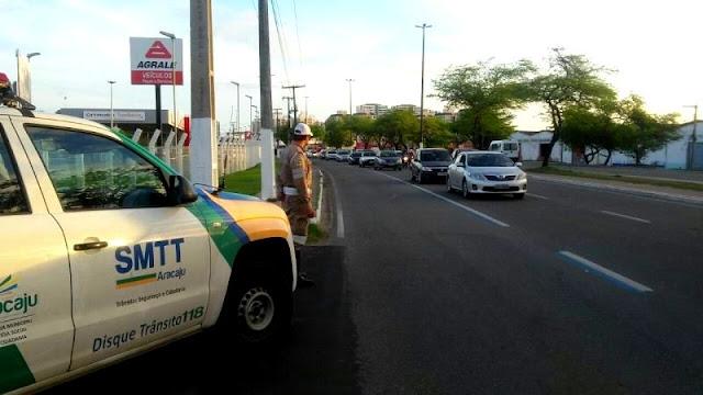 SMTT adia multas para quem transitar em faixas exclusivas de ônibus