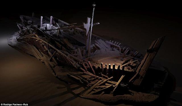 Ανακαλύφθηκαν βυζαντινά ναυάγια στα βάθη της Μαύρης Θάλασσας