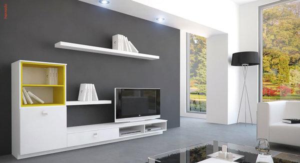 Muebles La Liberal Ideas Para La Decoracion Del Salon Como Pintar - Pintar-el-salon-de-gris