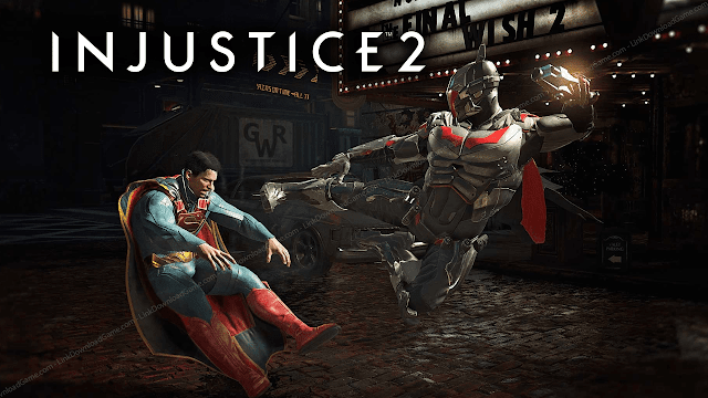 Link Download Game Injustice 2 (Injustice 2 Free Download)