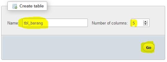 Panduan Membuat Database dan Tabel Menggunakan MySQL