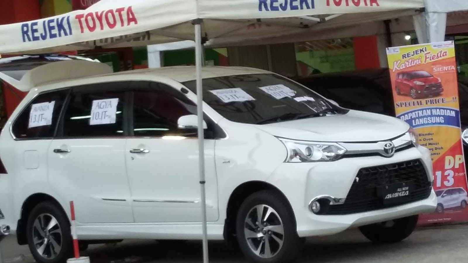 Harga Grand New Avanza Di Makassar Lampu Reflektor Guntur Sapta Kredit Mobil Indramayu Dp