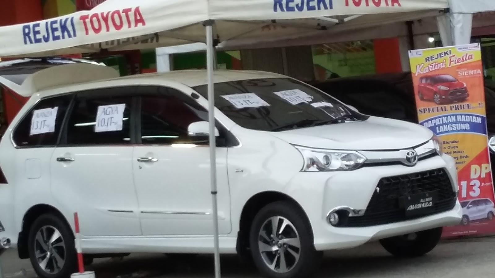 Harga Grand All New Avanza 2016 Kijang Innova Crysta Guntur Sapta Kredit Mobil Indramayu Dp