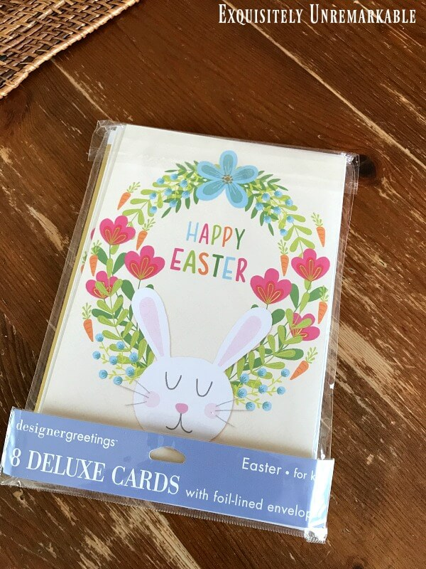Easter Greeting Cards For DIY Crafty Decor