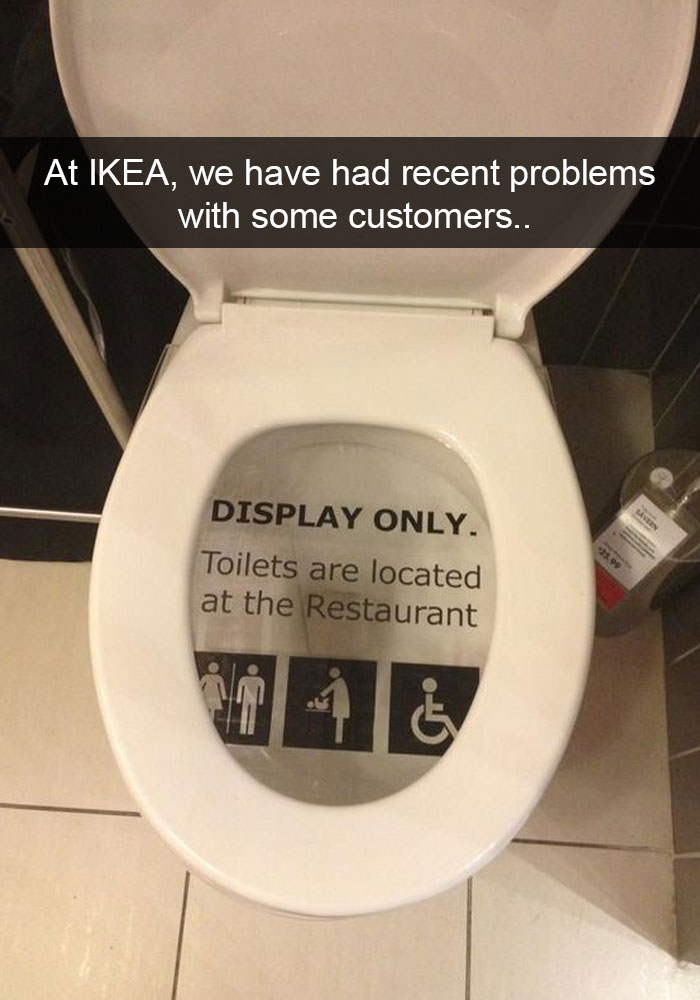 These 24 Jokes You Will Understand Only If You Live In IKEA.