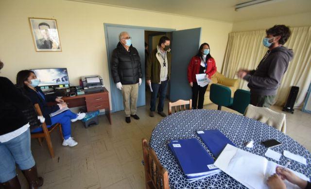 San Juan de la Costa: residencias santarias son claves en recuperación de contagiados
