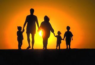 O tempo e os acontecimentos na família