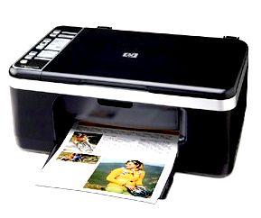 HP Deskjet F4100 Printer Driver Download