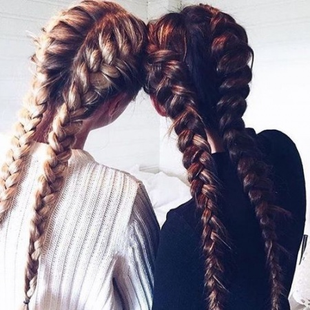 3 easy simple cute hairstyles for winter 2019