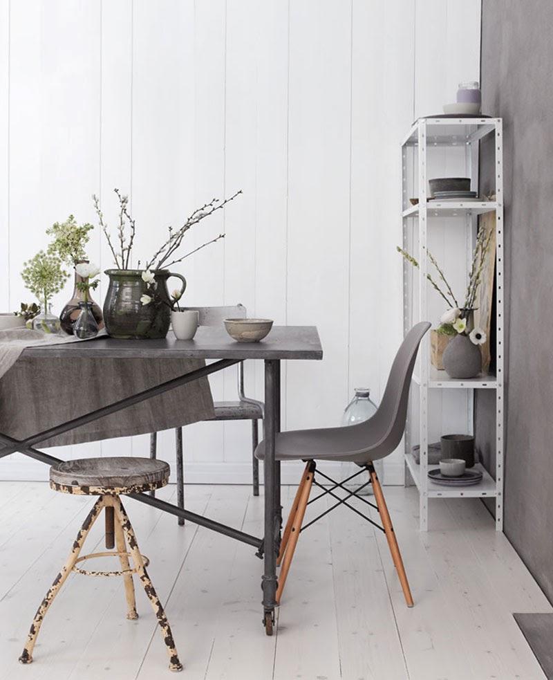 Ideas de c mo decorar con un taburete con una selecci n - Como tapizar un taburete ...
