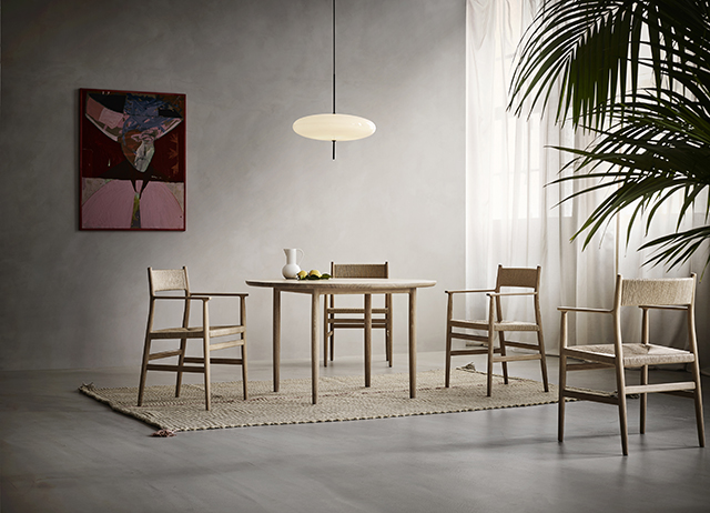 Brdr. Krüger's new ARV Collection by Studio David Thulstrup for Noma