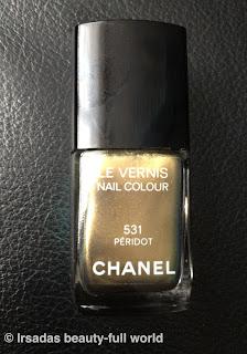 Irsada S Beauty Full World Chanel Peridot Vs Catrice Genius In The Bottle