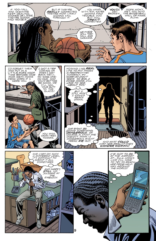Read online Wonder Woman (1987) comic -  Issue #189 - 10