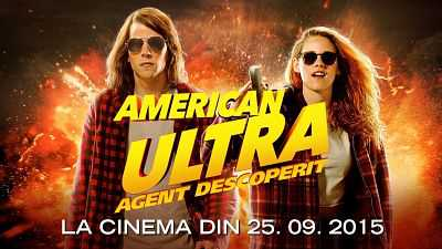 American Ultra (2015) 300MB Hindi Dubbed English Movie Download