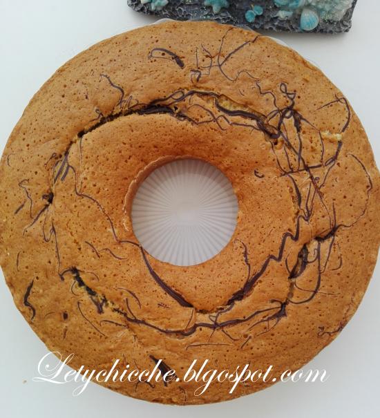 Ciambella scribacchina - Letychicche