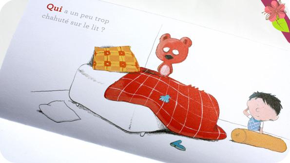 Qui, quoi, où d'Olivier Tallec - Actes Sud Junior