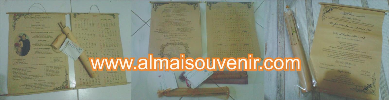 undangan nawolo kemas bambu, undangan unik, undangan etnik, undangan pernikahan murah