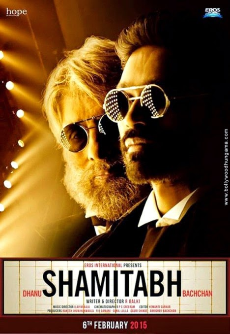 Shamitabh (2015) Hindi 720p HDRip 1.1GB ESubs