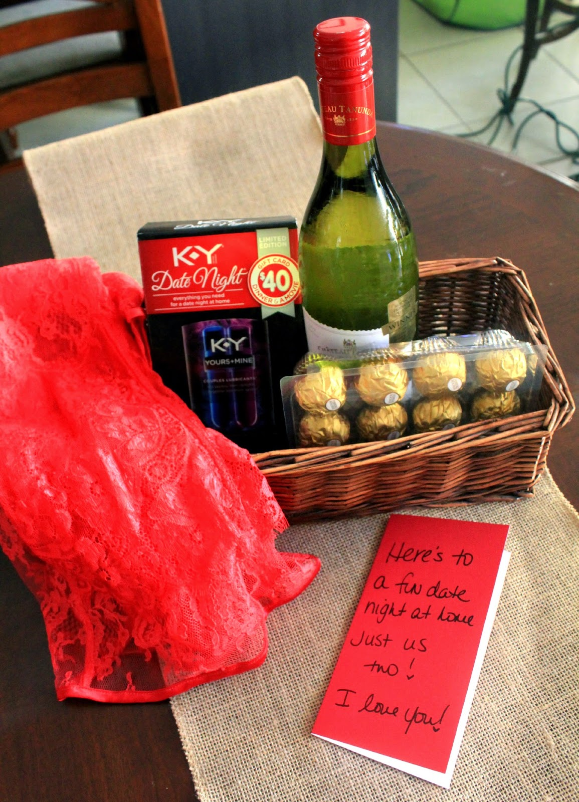 Second Chances Girl - a Miami family and lifestyle blog ... Surprise Romantic Night At Home