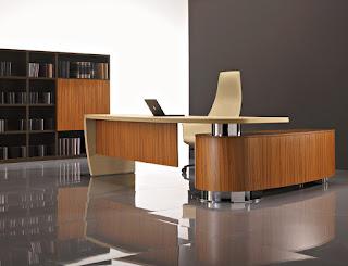 Современные материалы для офисной мебели