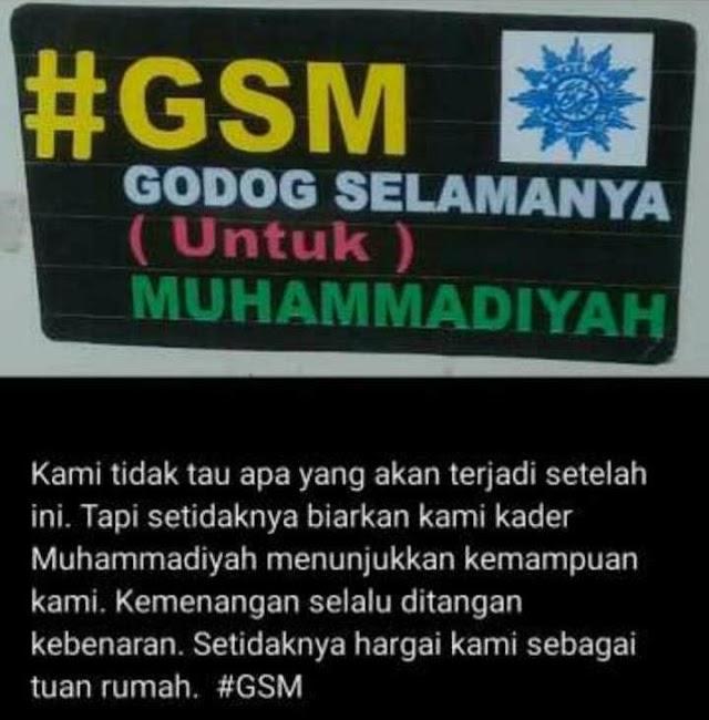 Refleksi Konflik Muhammadiyah dan NU Godog