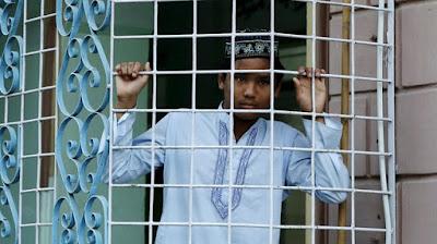 Berikan Khotbah di Masjid, Myanmar Tangkap Da'i Asal Pakistan