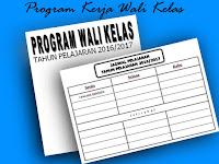 Contoh Program kerja Guru/Wali Kelas
