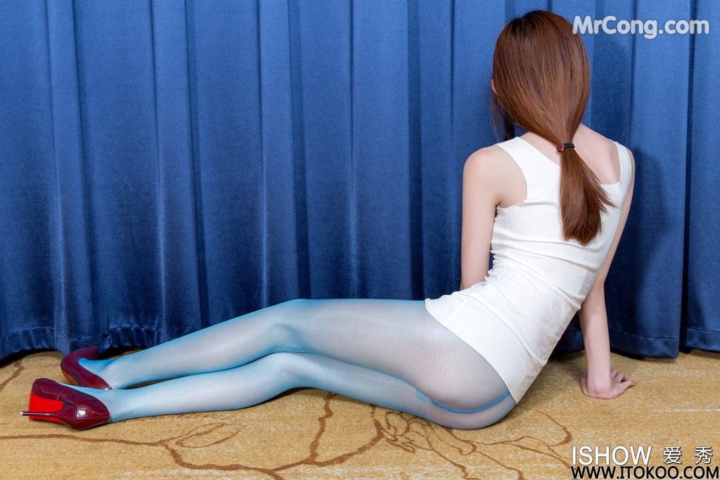 Image ISHOW-No.148-Liny-MrCong.com-006 in post ISHOW No.148: Người mẫu 林沐沐Liny (31 ảnh)