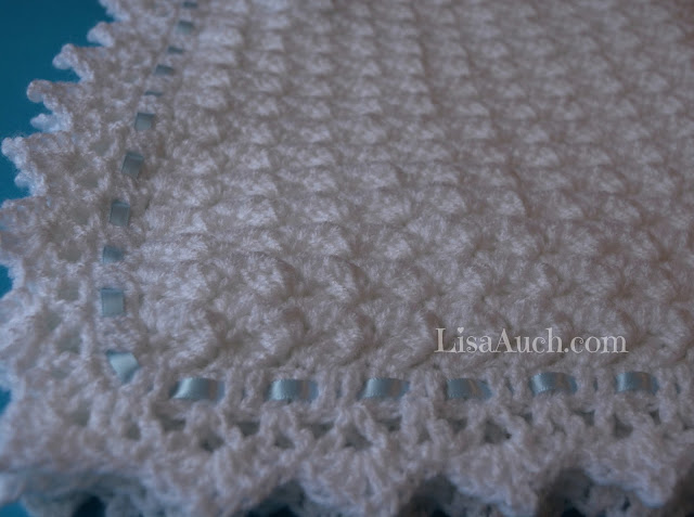 Free Crochet Patterns For Small Baby Blankets ~ Dancox for .