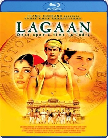 Lagaan 2001 Hindi 480p BluRay 550mb