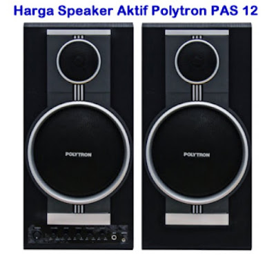 Harga-Speaker-Aktif-Polytron-PAS-12