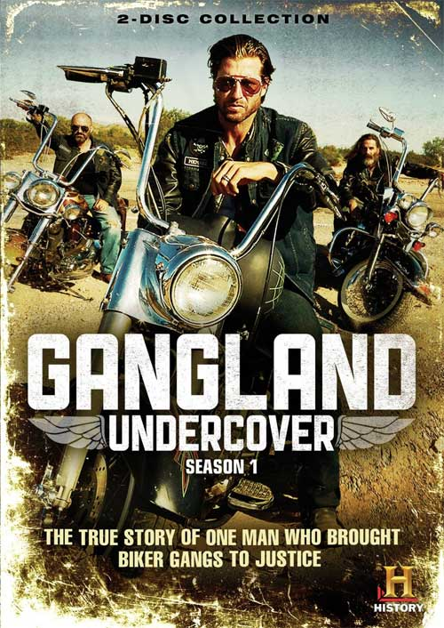 Gangland Undercover 2015: Season 1 - Full (6/6)