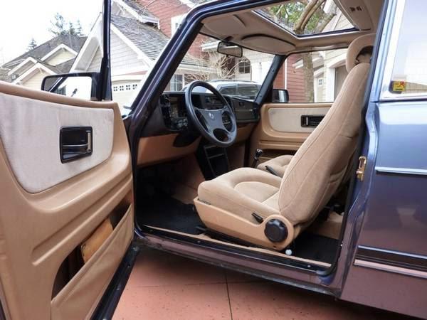 Dings And Dents >> 1986 Saab 900S 2-door Sedan | Auto Restorationice