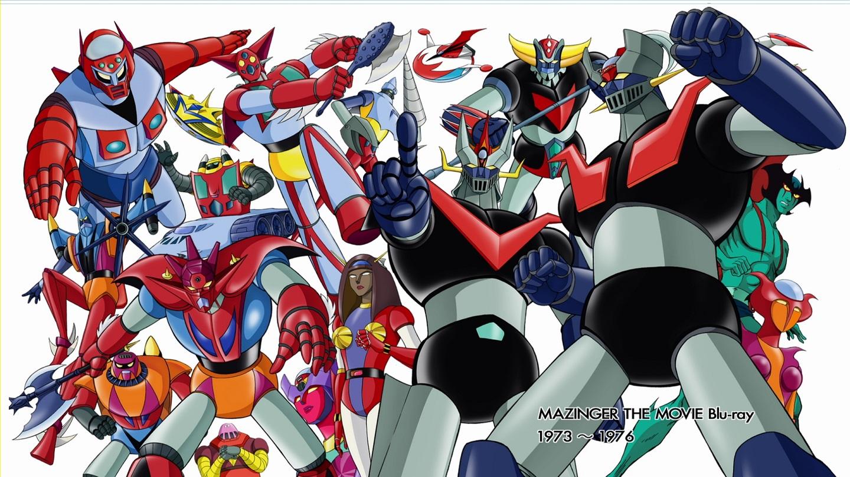 Pelis - Series - Anime Del Mostro Ovas Mazinger - Mega -3655