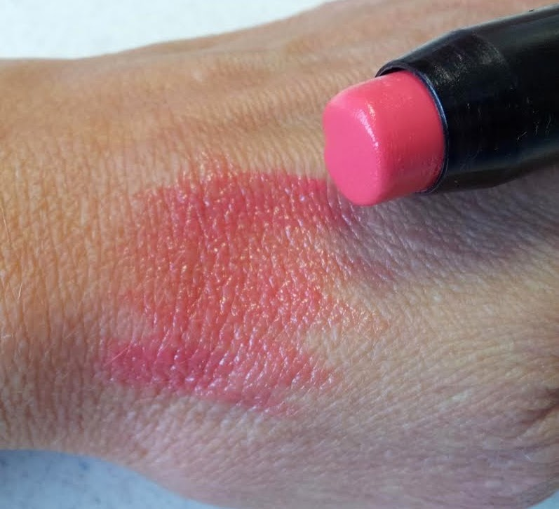 coral sheer lipstick