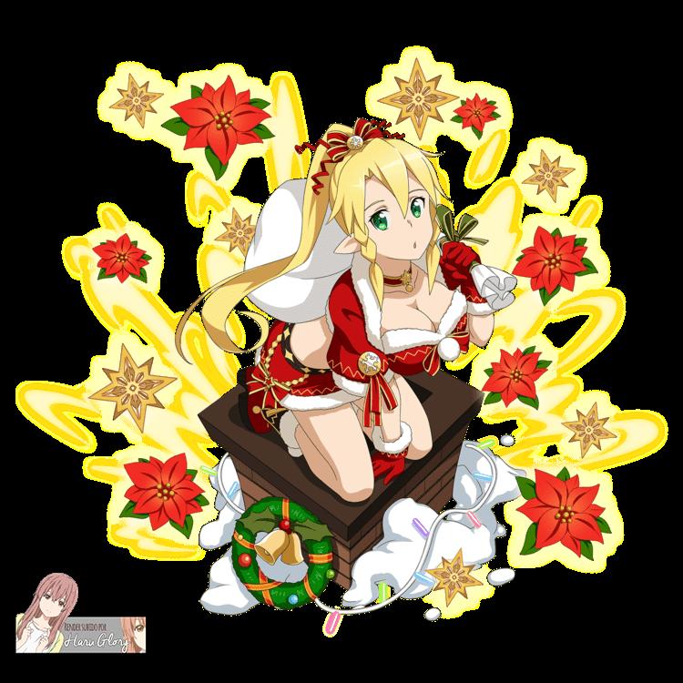 Leefa (Kirigaya Suguha) 68 (navidad)