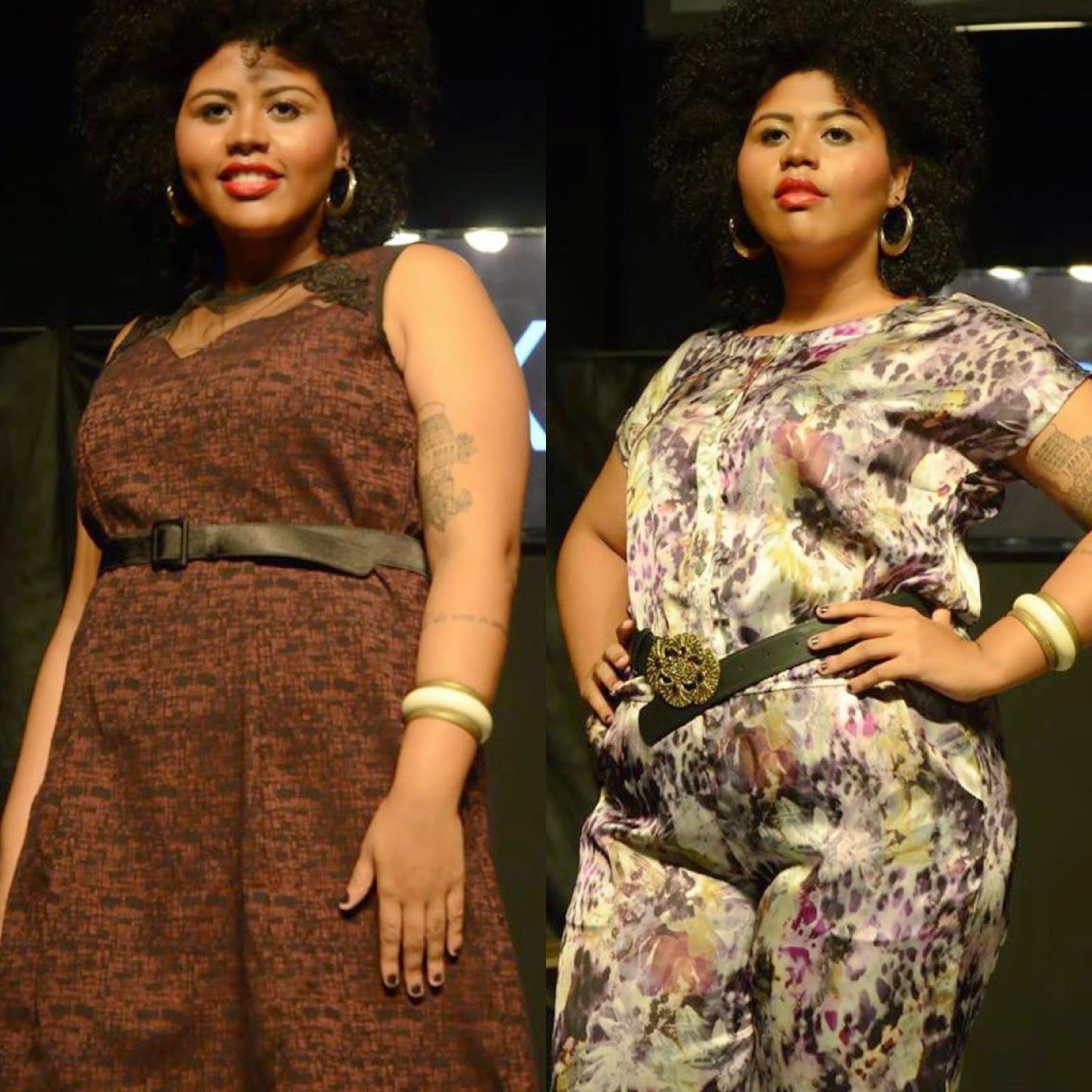 46918a0483 Delírios de Consumista por Jessica Viégas  FMF 2015 - Moda Plus Size