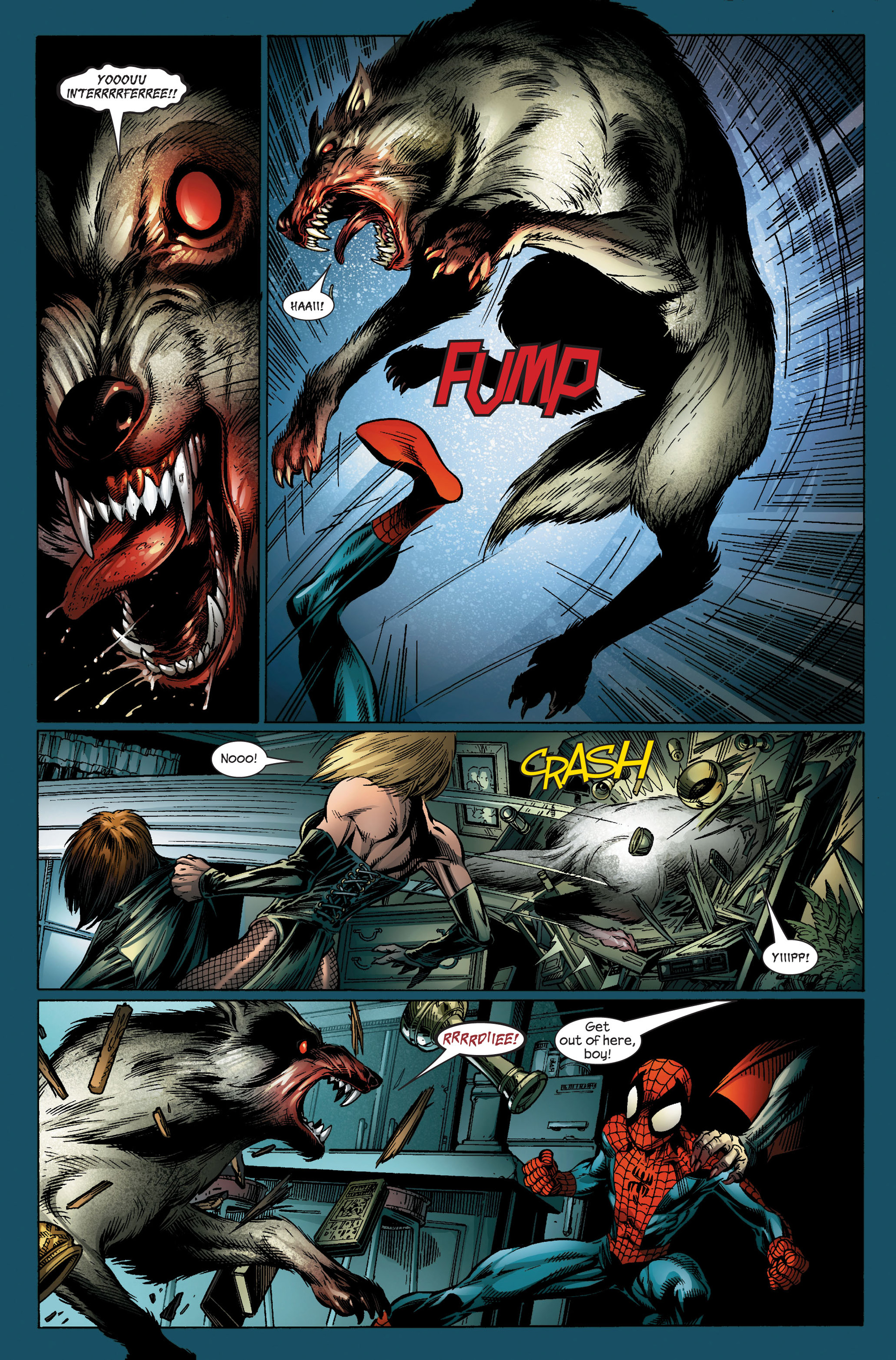 Read online Ultimate Spider-Man (2000) comic -  Issue #95 - 24