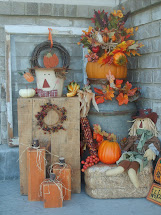 Craft Critters Fall Porch
