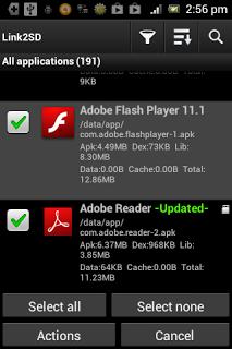 Cara Memindahkan Aplikasi Ke Eksternal SD Card dengan Link2SD
