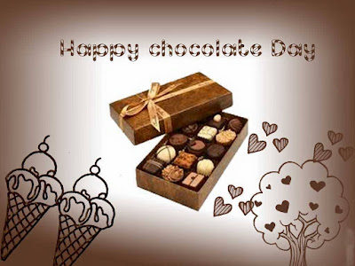 chocolate day greetings images