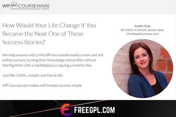 WP Courseware – WordPress LMS Plugin Free Download