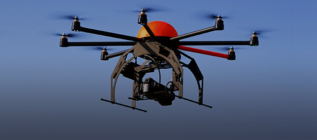 Drones and its applications