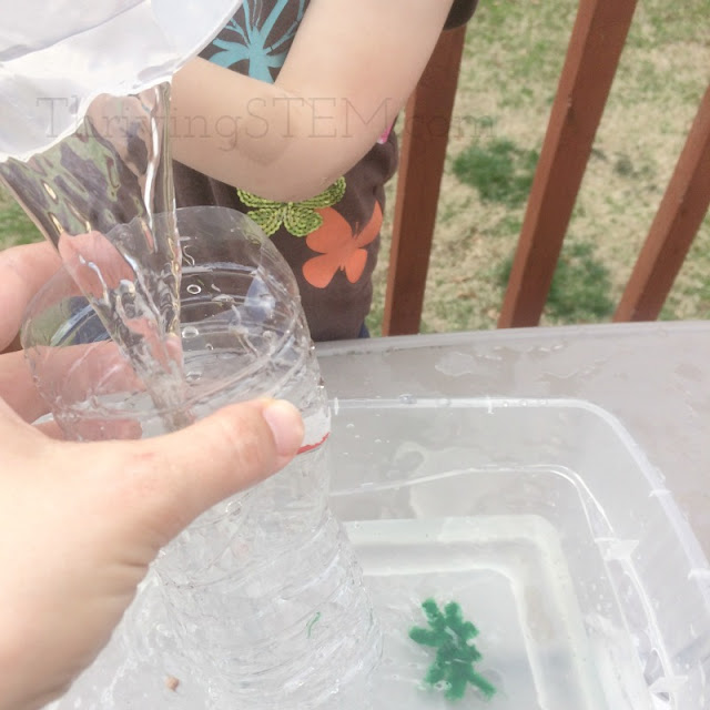 My daughters really enjoy this water play