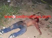 Matan a hombre en fraccionamiento Ruba del puerto de Veracruz